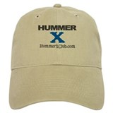 Hummer X Club Baseball Cap