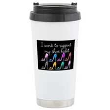 SHOE LOVER Travel Mug