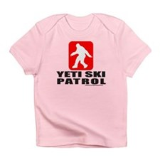 YETI SKI PATROL Infant T-Shirt