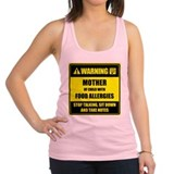 WARNING! Racerback Tank Top