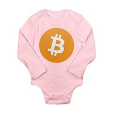 Bitcoin Logo Body Suit