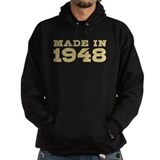 Made In 1948 Hoodie