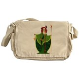 St. Brigit of Ireland Messenger Bag