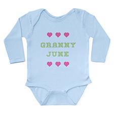 Granny June Body Suit