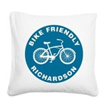 BFR Square Canvas Pillow