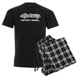 59th Birthday Classic Car  Pyjamas