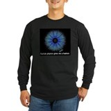 particle physics hadron2.JPG Long Sleeve T-Shirt