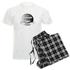 100% Hannah Pajamas