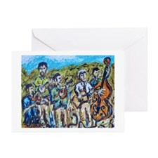 Del McCoury Painting Greeting Cards (Pk of 10)