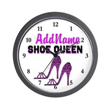 HIGH HEEL GIRL Wall Clock