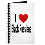I Love Black Russians Journal