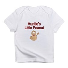 Aunties Little Peanut Infant T-Shirt