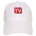 Funny As Seen on TV Logo Cap