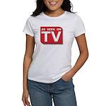 Funny As Seen on TV Logo Women's T-Shirt