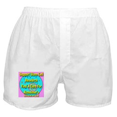 Support Stem Cell Research Boxer Shorts
