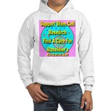 Support Stem Cell Research Hoodie