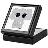 Chibi Tomodachi Elephant Keepsake Box