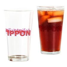 NEON IPPON Drinking Glass