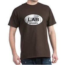 Lab GRANDPA T-Shirt