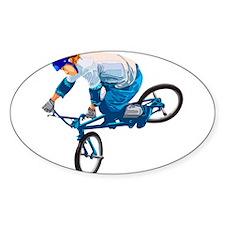 Freestyle BMX Decal