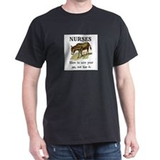 Nurses Save the Day T-Shirt