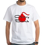 """Cherry Bomb"" Women's Color T-Shirt"