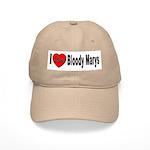 I Love Bloody Marys Cap