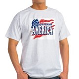 Old Enough to Remember America T-Shirt