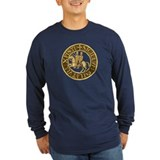 Templar seal Long Sleeve T-Shirt