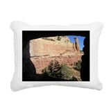 Cortez Canyon Country Canvas Pillow