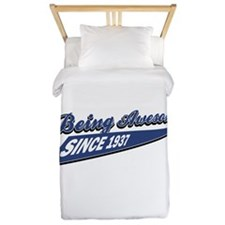 Awesome since 1937 Twin Duvet