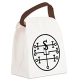 Cute Reveal Canvas Lunch Bag