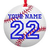 Ornaments softball Ornaments