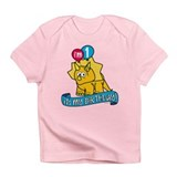 Cute 1 year old girl Infant T-Shirt