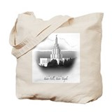 Idaho Falls, Idaho Temple Tote Bag