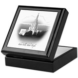 Idaho Falls, Idaho Temple Keepsake Box