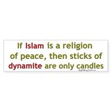 Islam Dyno Bumper Bumper Sticker