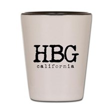 Healdsburg Shot Glass