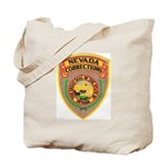 Nevada Corrections Tote Bag