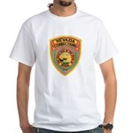 Nevada Corrections White T-Shirt