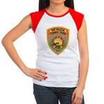 Nevada Corrections Women's Cap Sleeve T-Shirt