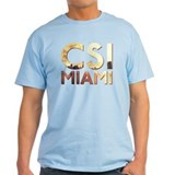CSI Miami Skyline T-Shirt