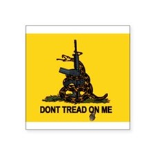 Dont Tread On Me Sticker