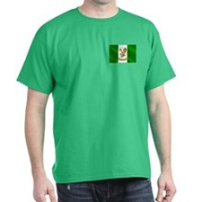 Nigerian Eagle Flag T-Shirt