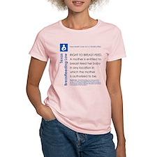 Breastfeeding in TX T-Shirt
