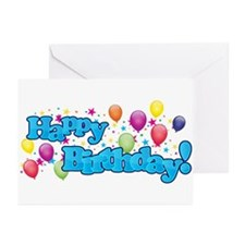 Happy Birthday Greeting Cards (Pk of 20)