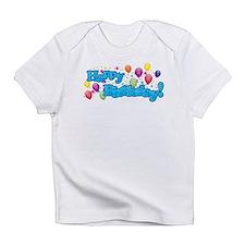 Happy Birthday Infant T-Shirt