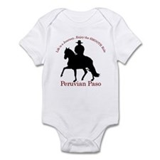 Life Journey PP Infant Bodysuit