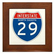 Interstate 29 - SD Framed Tile