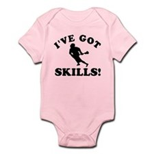 Lacrosse Designs Infant Bodysuit